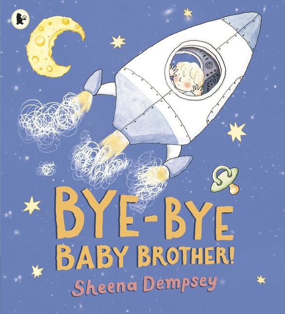 Bye-bye Baby Brother! (Sheena Dempsey)
