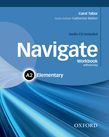 Navigate A2 Elementary Workbook With Cd (without Key)