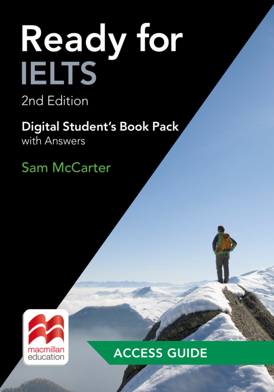Ready for IELTS (2nd edition) Digital Student's Book with Answers Pack