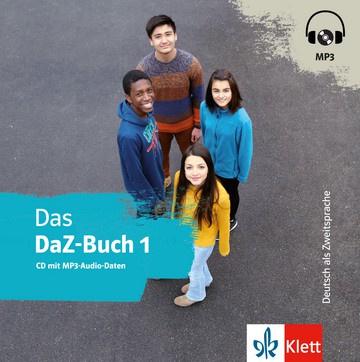 Das DaZ-Buch 1 CD met mp3-Audio-Daten