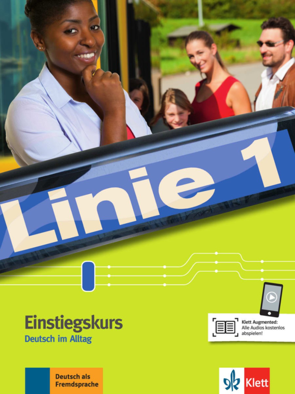 Linie 1 Einstiegskurs Studentenboek en Oefenboek