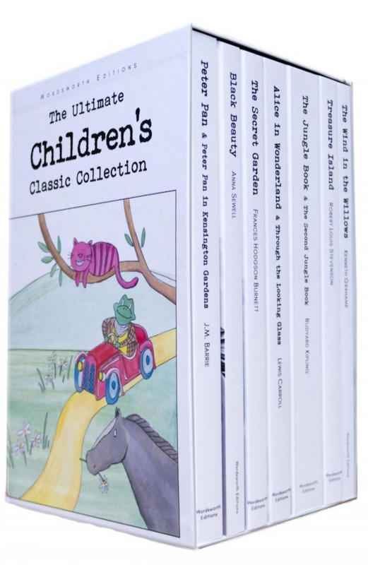 The Ultimate Children's Classic Collection (Various)
