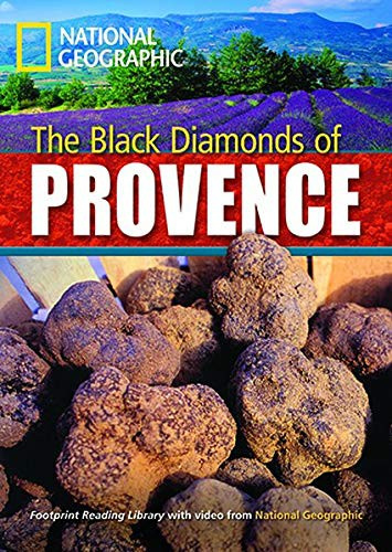 Footprint Reading Library 2200: The Black Diamonds Of Provence Book With Multi-rom (x1)