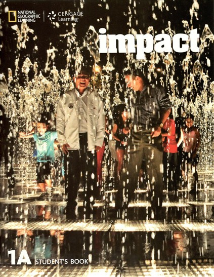 Impact 1 Student Book Split A