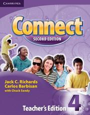 Connect Second edition Level4 Teacher's Edition