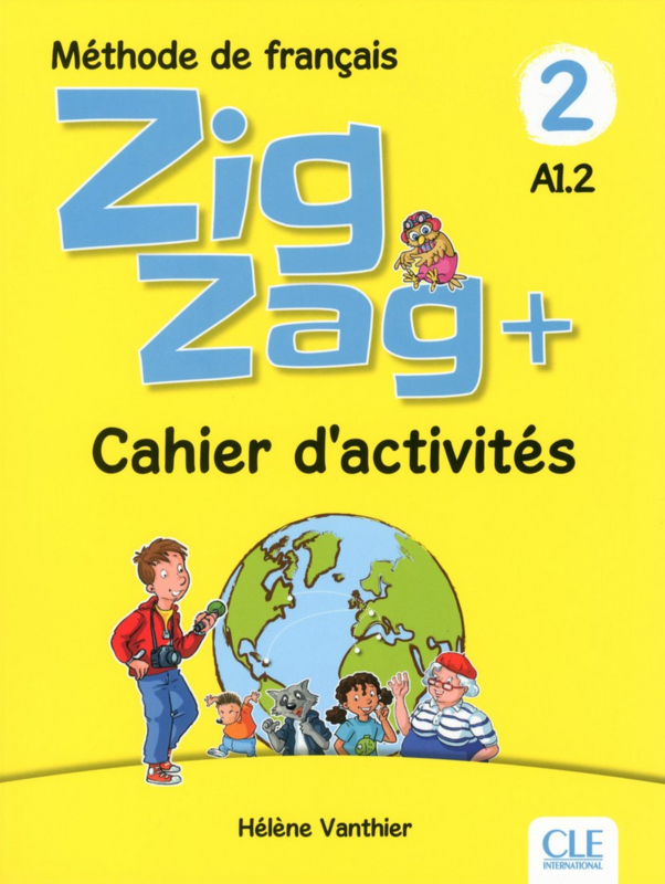 Zigzag + - Niveau 2 - Cahier dactivités