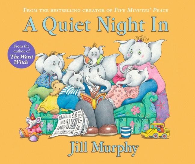 A Quiet Night In (Jill Murphy)