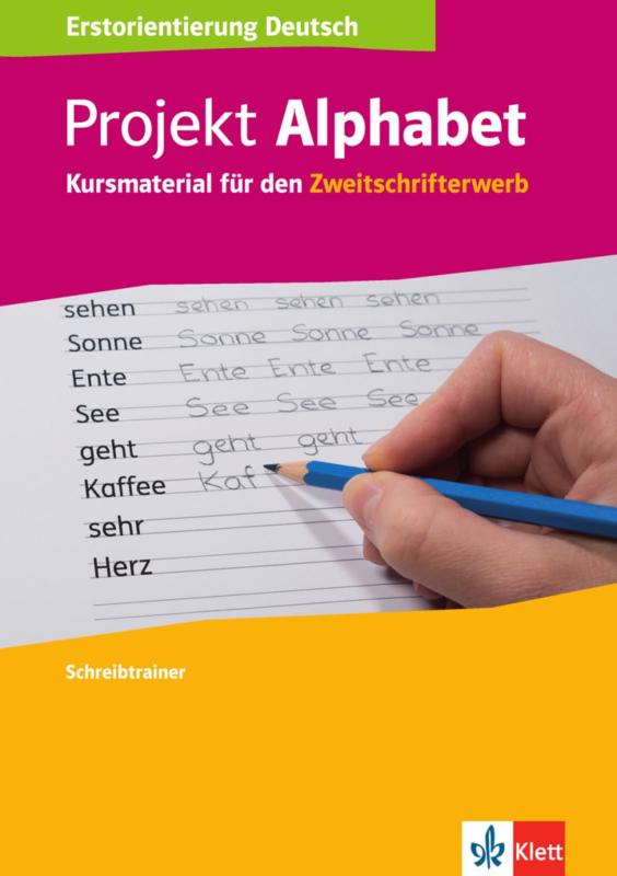 Projekt Alphabet Schreibtrainer