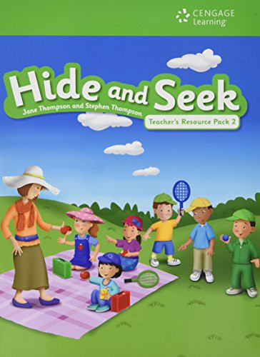 Hide And Seek Level 2 Teacher's Resource Pack