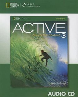 Active Skills For Reading 3 Audio Cd 3e