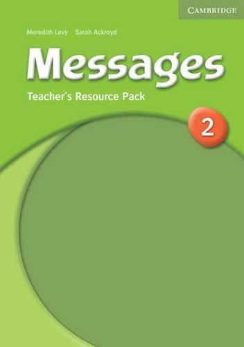 Messages Level2 Teacher's Resource Pack