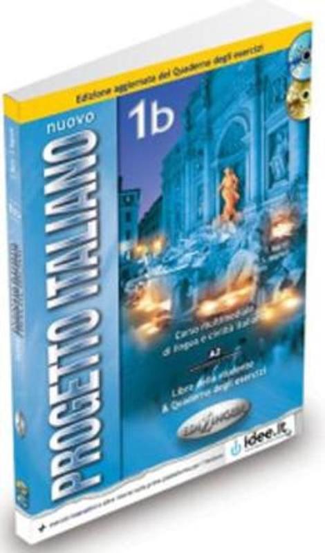 Nuovo Progetto italiano 1B (Split Version) SB + WB + DVD + Audio CD