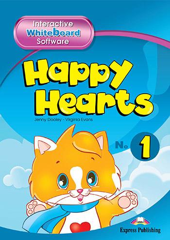 HAPPY HEARTS 1 INTERACTIVE WHITEBOARD SOFTWARE (INTERNATIONAL)