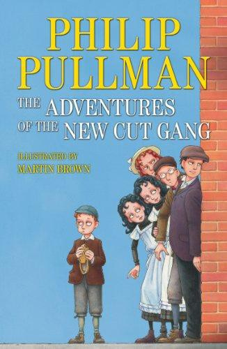 The Adventures Of The New Cut Gang Paperback (Philip Pullman)