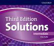 Solutions Intermediate Class Audio Cds