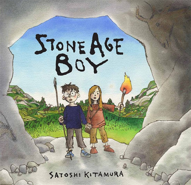Stone Age Boy (Satoshi Kitamura)