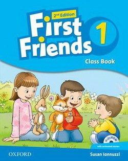 First Friends 2e 1 Classbook