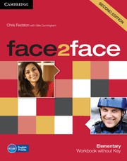 face2face Second edition Elementary Workbook without Key