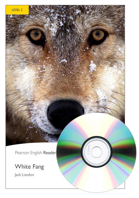 White Fang Book & CD Pack