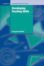 Developing Reading Skills Paperback