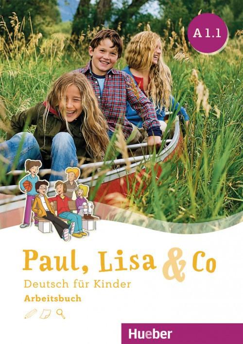 Paul Lisa & Co A1/1 Werkboek