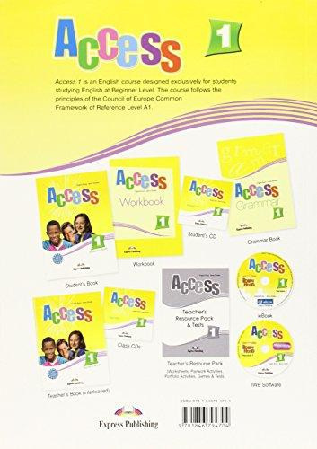 Access 1 Student's Pack (international)