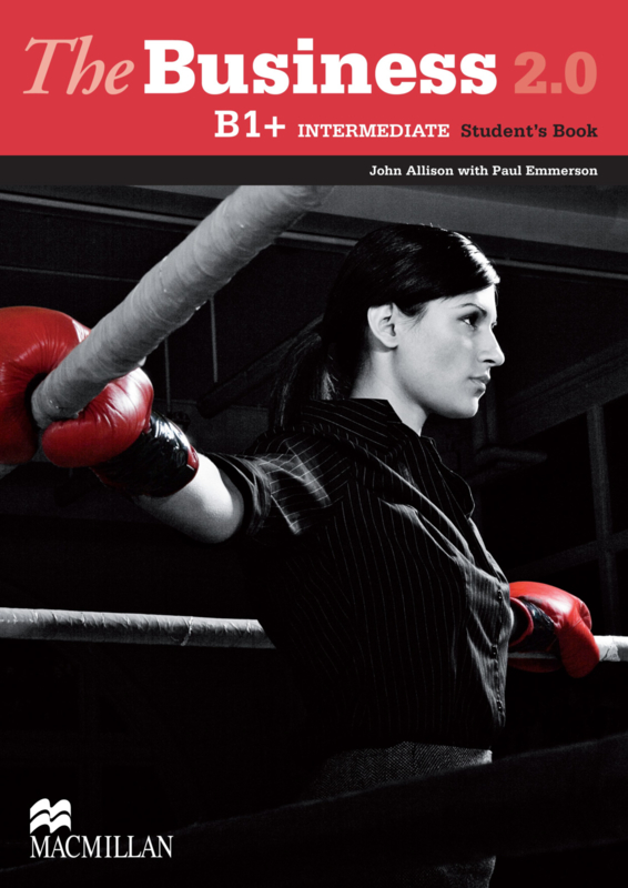 The Business 2.0 Intermediate B1+ Student's Book