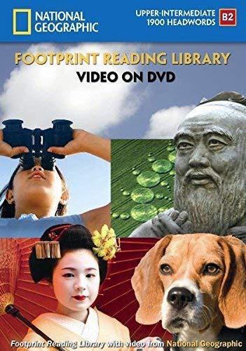 Footprint Reading Library 1900 - Dvd (x1)