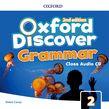 Oxford Discover Level 2 Grammar Class Audio CDs