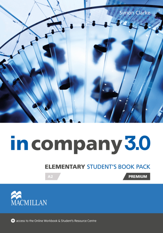In Company 3.0 Elementary Level Student's Book Pack Premium