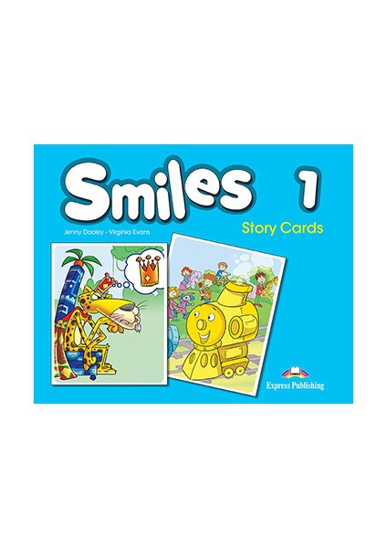 Smiles 1 Story Cards (international)