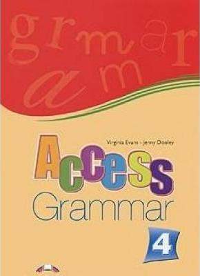 Access 4 Grammar Book (international)