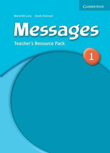 Messages Level1 Teacher's Resource Pack
