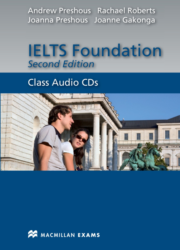 IELTS Foundation 2nd edition Class Audio CDs (2)