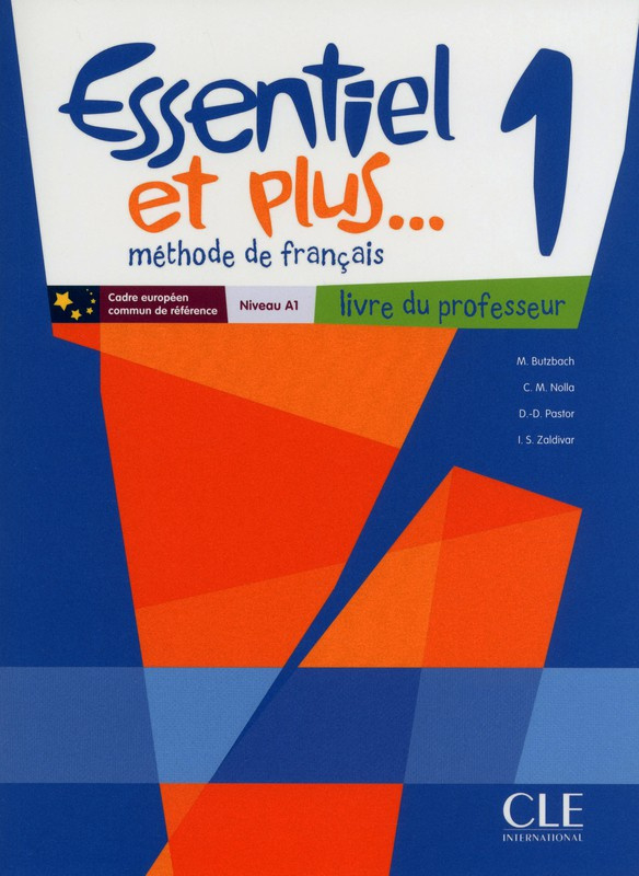 Essentiel et plus... - Niveau 1 - Guide pédagogique + CD