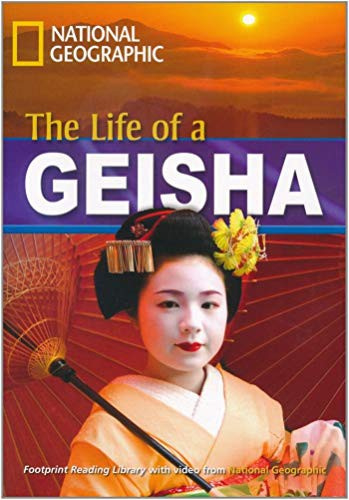 Footprint Reading Library 1900: The Life Of A Geisha Book With Multi-rom (x1)