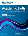 Headway Academic Skills 3 Listening, Speaking, And Study Skills Student's Book