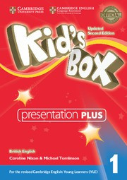 Kid's Box Updated Second edition Level1 Presentation Plus DVD-ROM