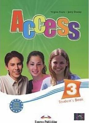 Access 3 Student's Book (international)