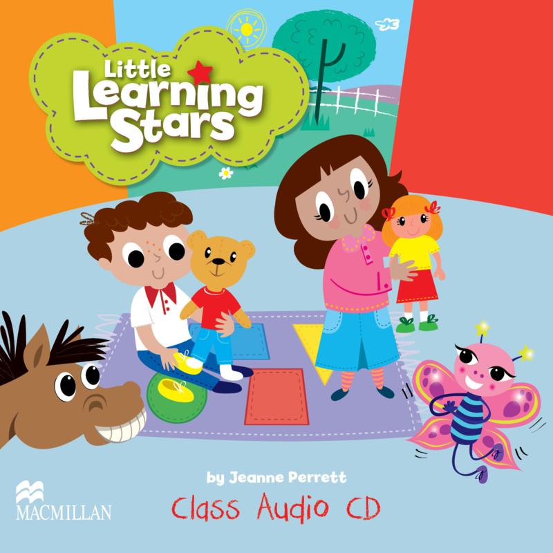 Little Learning Stars Audio CD