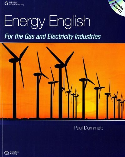 Energy English For Gas & Electricity Industries Student's Book with Audio Cd (x1)