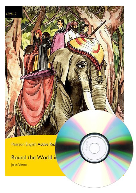 Round the World in 80 Days Book & Multi-ROM Pack
