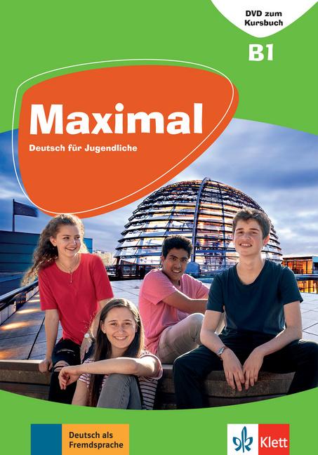 Maximal B1 DVD mit Videos zum Kursbuch