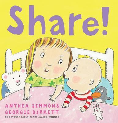 Share! (Anthea Simmons) Paperback / softback