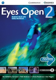 Eyes Open Level2 Student's Book with Online Workbook and Online Practice