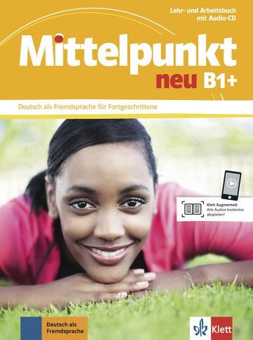Mittelpunkt neu B1+ Studentenboek en Werkboek + Audio-CD bij het Werkboek
