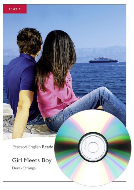 Girl Meets Boy Book & CD Pack