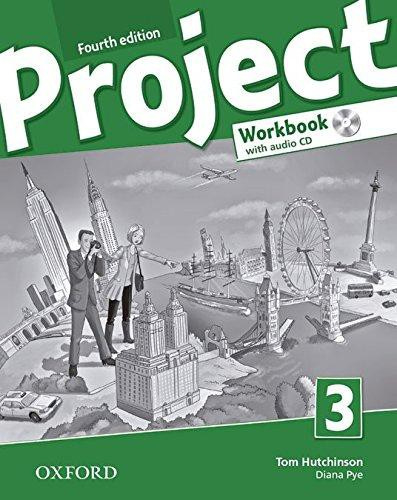 Project Level 3 Workbook With Audio Cd And Online Practice