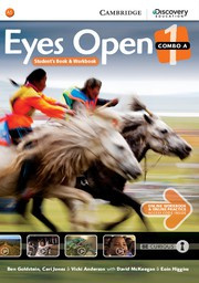 Eyes Open Level1A Combo with Online Workbook and Onine Resources