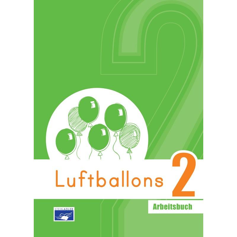 LUFTBALLONS 2 Arbeitsbuch